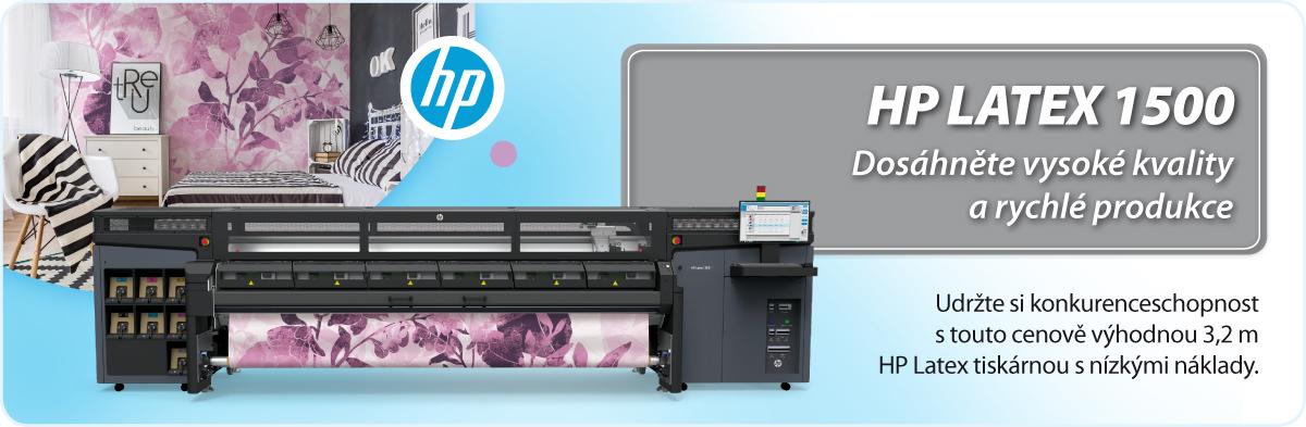 Tiskárna HP Latex 1500