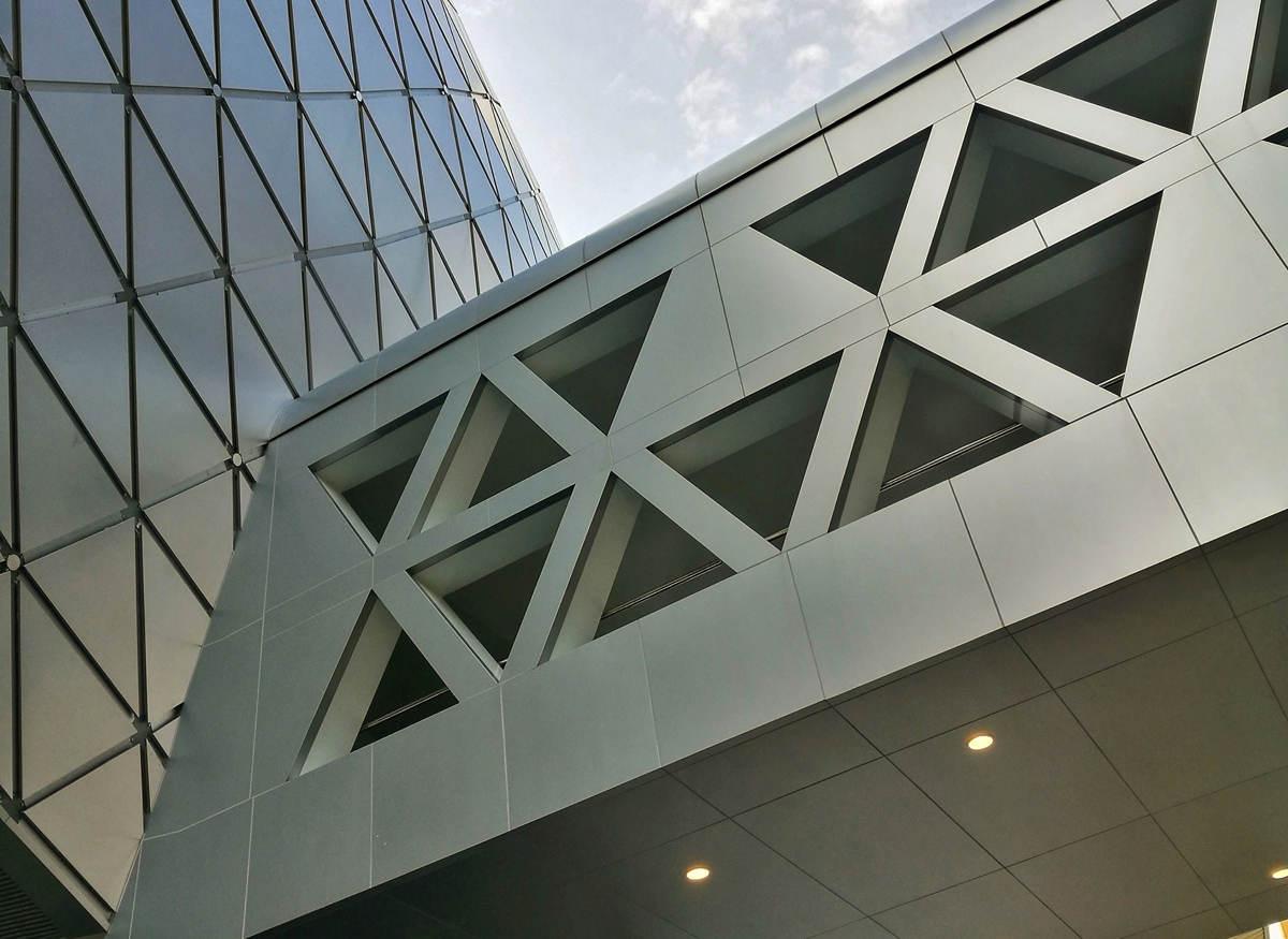 Stavebnictví, architektura a průmysl
